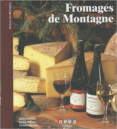 Livre gratuits en ligne Fromages de montagne epub, pdf