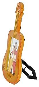 Nishani Acrylic Photo Frame (32 cm x 17 cm x 1 cm, Yellow)