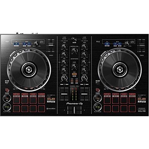 - Pioneer DJ DDJ-RB Portable 2-channel Controller for rekordbox dj