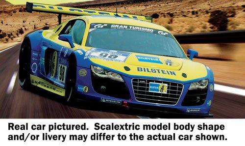 Scalextric C3045 - Audi R8 LMS GT3 by Scalextric