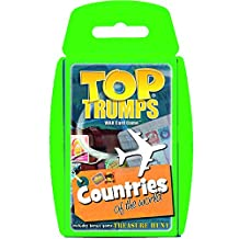 Top Trumps - Countries Of The World Card Game