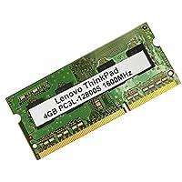 Memory Ram 4GB SODIMM DDR3 PC3-12800 1600MHz Lenovo ThinkPad T431S T440P T440S T450 T450S T460 T540P T550 T560 W540 W541 W550S X140E X240 X250
