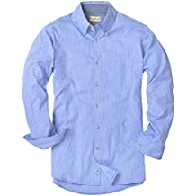 Backpacker Men's Wrinkle Free Micro Check Shirt