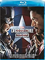 Captain America: Civil War (Bilingual) [Blu-ray]