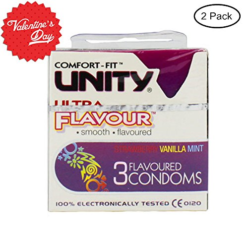 Comfort FLAVOUR Thickness Lubricated Condoms product image
