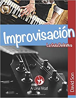 Book Improvisación: La guía definitiva