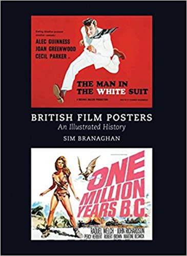 An Illustrated History British Film Posters