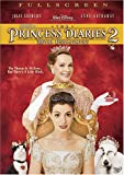 DVD : The Princess Diaries 2 - Royal Engagement (Full Screen Edition)