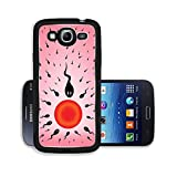 Liili Premium Samsung Galaxy Mega 5.8 Aluminum Backplate Bumper Snap Case IMAGE ID: 2156083 vector image of an ovule being assaulted by little sperms
