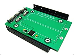 Sintech Dual 18-Pin to SATA Adapter With 3.5\