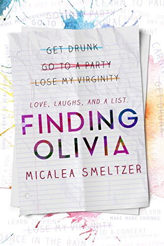 Finding Olivia (Trace + Olivia Book 1) by [Smeltzer, Micalea]