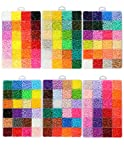 Fuse Beads Children DIY Toys Mini Size 2.6MM 108000 PCS 120 Color 6 Boxed