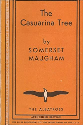 The Casuarina Tree Six Stories W Somerset Maugham Amazon Com Books