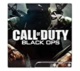Call of Duty : Black Ops Game Skin for Sony Playstation 3 Slim Console