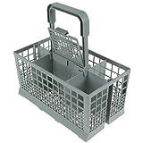 Como Direct Ltd ™ Universal–Cesta de cubiertos para lavavajillas (