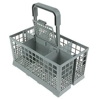 Como Direct Ltd ™ Universal – Cesta de cubiertos para lavavajillas (