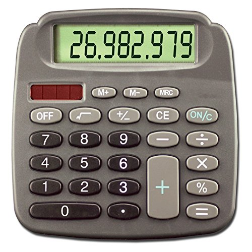 Control Company 6031 Control, Calculator, Pocket, 4-1/2 in,Grade: 1 to 12, 2