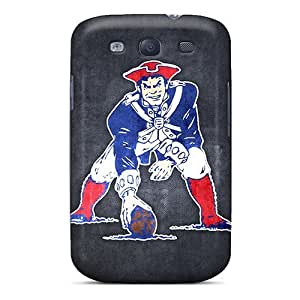 DateniasNecapeer Snap On Hard Cases Covers New England Patriots 10 Protector For Galaxy S3 wangjiang maoyi