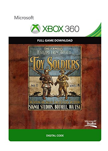 Toy Soldiers - Xbox 360 Digital Code