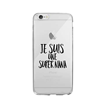 coque iphone 6 super nana