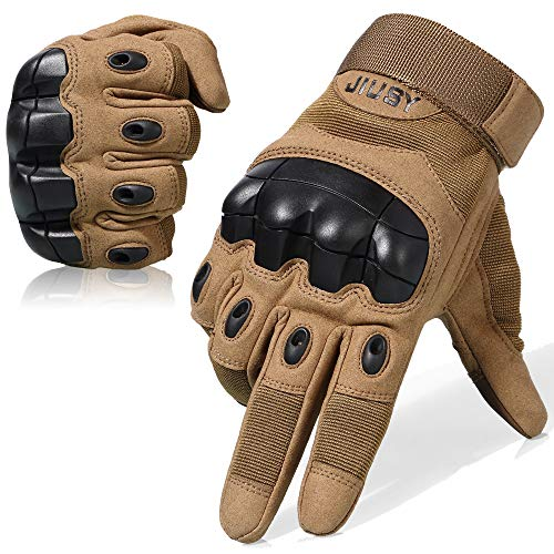 WTACTFUL Touch Screen Military Rubber Hard Knuckle Tactical...