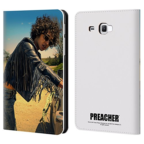 Official Preacher Sunglasses Tulip O'hare Leather Book Wallet Case Cover For Samsung Galaxy Tab A 7.0 - O Sunglasses Tulip Hare