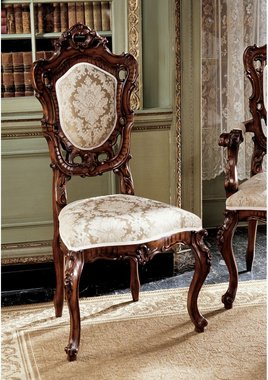 Superieur Decorative Toulon French Rococo Chair Set