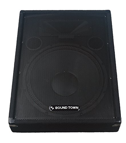 Sound Town CALLISTO-12M CALLISTO Series 12'' Passive Stage Monitor Speaker by Sound Town