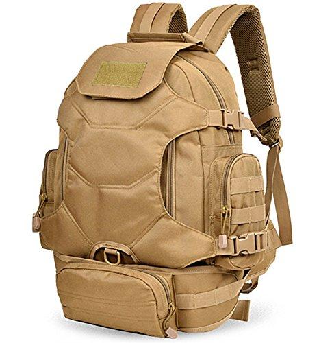 YX Xuan Yuan アウトドアパッケージ 登山用バッグ ショルダーバッグ 大容量バッグ バックパック 旅行バッグ レジャーパッケージ @   B07GFGN5TS