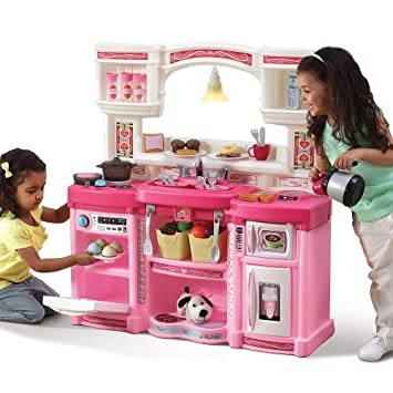 Lovely Rise And Shine Kitchen   Pink By Toys R Us. Click To Open Expanded View.  Step2 Home Design Ideas
