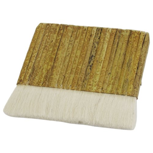 uxcell Bamboo Handle Paint Brush