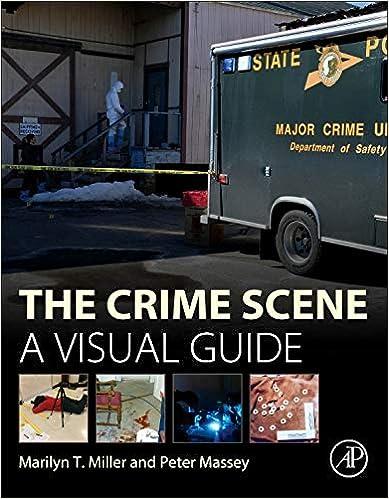 The crime scene : a visual guide