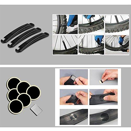 Hommie Bicycle Repair Bag, Set Bike Repair Tools 7 in 1 Kits by Hommie (Image #6)