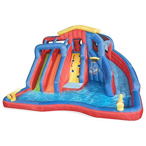 Price comparison product image Banzai Hydro Blast Water Park