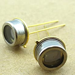 3pcs Silicon PIN Photodiode in a recesse...