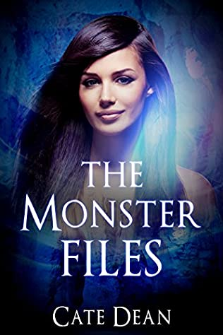 book cover of The Monster Files