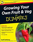 img - for Growing Your Own Fruit and Veg For Dummies book / textbook / text book