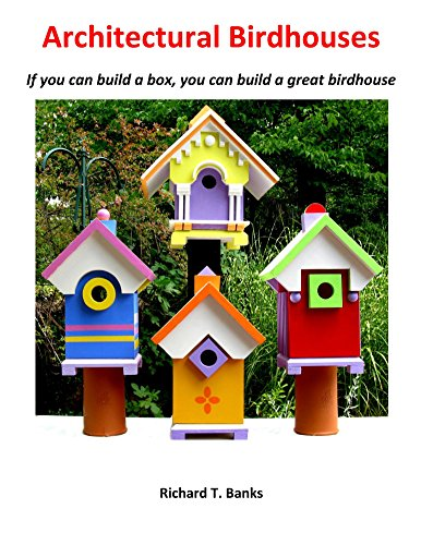 Architectural Birdhouses:: If You Can Build a Box, You Can Build a Great Birdhouse (Banks Furniture)