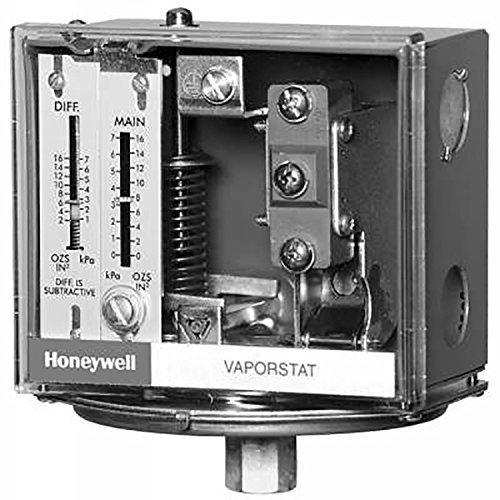 Honeywell L408J1009 Vaporstat Controller, 0-16 fl. oz. SPST Mercury - Controller Mercury