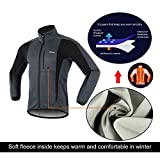 ARSUXEO Winter Warm UP Thermal Softshell Cycling
