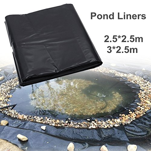 KING DO WAY Pond Liner for Garden Landscaping Pools Fountain PVC Membrane...
