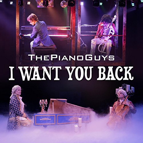I Want You Back by The Piano Guys on Amazon Music - Amazon.com