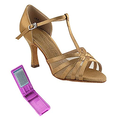 c35a2ebac85 high-quality Very Fine Ballroom Latin Tango Salsa Dance Shoes for Women  SERA16612 3 Inch