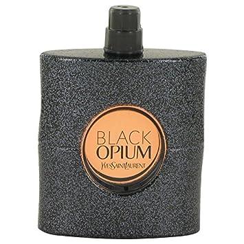 Black Opium by Yves Saint Laurent Eau De Parfum Spray Tester 3 oz for Women – 100 Authentic