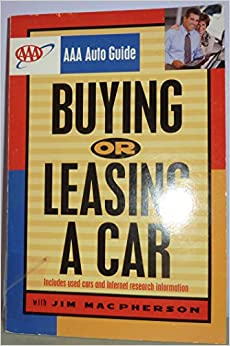GO Downloads AAA Auto Guide: Buying or Leasing a Car by Jim MacPherson