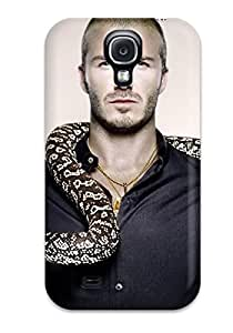 New Style Tpu S4 Protective Case Cover/ Galaxy Case - David Beckham Soccer