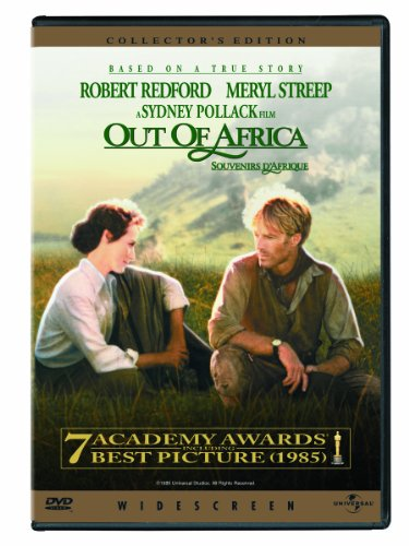Out of Africa (Out Of Date Words)