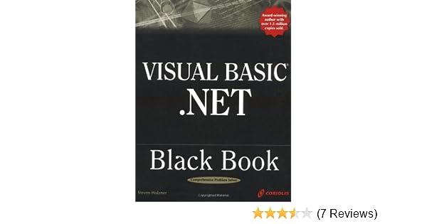 Net 4. 5 programming (6-in-1), black book. Net programming.