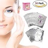 #5: Eye Gel Pads - 50 Pairs of Eyelash Lash Extension Under Eye Gel Pads Lint Eye Patches