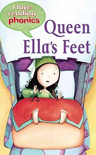 Queen Ellas Feet ([(Queen Ella's Feet )] [Author: Sally Grindley])
